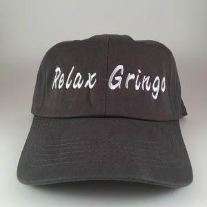 "Custom Hat ""Relax Gringo"""